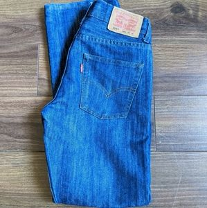 Boys Levi's 514 jeans